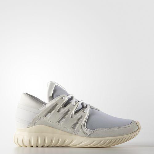 promo code 35a88 af9f6 Billige Adidas Originals Trainers TUBULAR NOVA Vintage Weiß Cream Weiß  (S74821) Shoes Billig