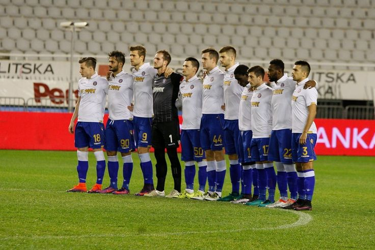 Poljud: Hajduk - Lokomotiva 1:0 • HNK Hajduk Split