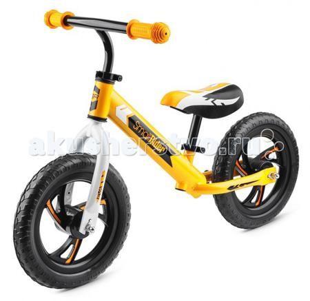 Small Rider Roadster EVA  — 2990р. -----------------------------  Детский беговел Small Rider Roadster EVA - новая модель беговела, созданная с учетом современных тенденций и технологий для детей от 3 до 5 лет.  Велобалансир (или беговел) сконструирован специально без педалей, чтобы малыш мог кататься с самого раннего возраста, отталкиваясь ногами и, подняв их, проехать дистанцию держа тело ровно по центру.  Беговел создан для того, чтобы малыши с самого малого возраста развивали свои ножки…