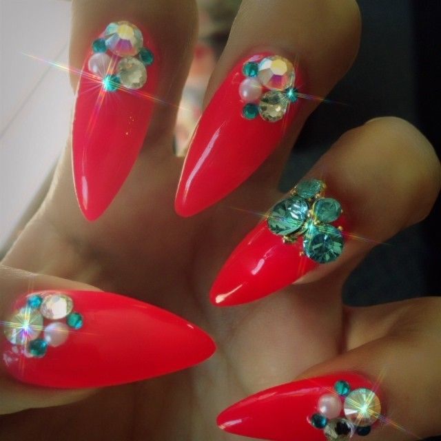 477 best images about 3d nail art on pinterest for 3d nail art salon new jersey