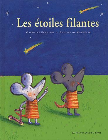 Les étoiles filantes - Gabrielle Goossens,Philippe de Kemmeter