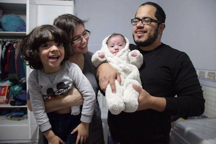 Adoção em menos de seis meses  ||  Rogério e Roseane eram pais do pequeno Bernardo e resolveram adotar Ana Clara. Todo o processo durou apenas seis meses. https://adotaremcuritiba.com.br/2017/10/10/adocao-em-menos-de-seis-meses/?utm_campaign=crowdfire&utm_content=crowdfire&utm_medium=social&utm_source=pinterest