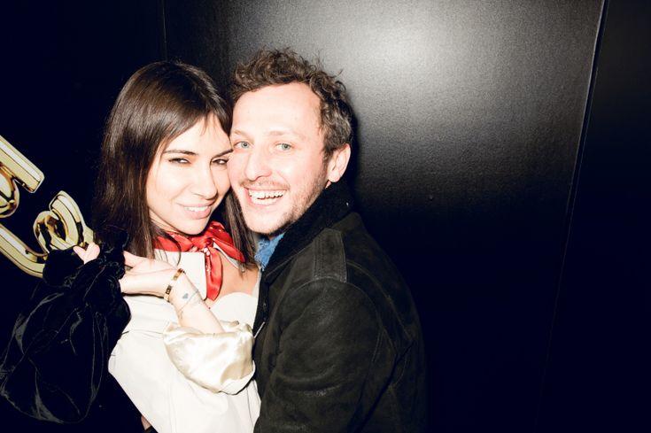 Наталья Гольденберг и Андрей Артемов на вечеринке AIZEL http://www.trendspace.ru/moda/natalya_goldenberg_i_andrey_artemov_na_vecherinke_aizel/