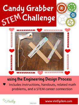 #STEM #ValentinesDay Design Challenge using the Engineering Design Process | Vivify STEM ...