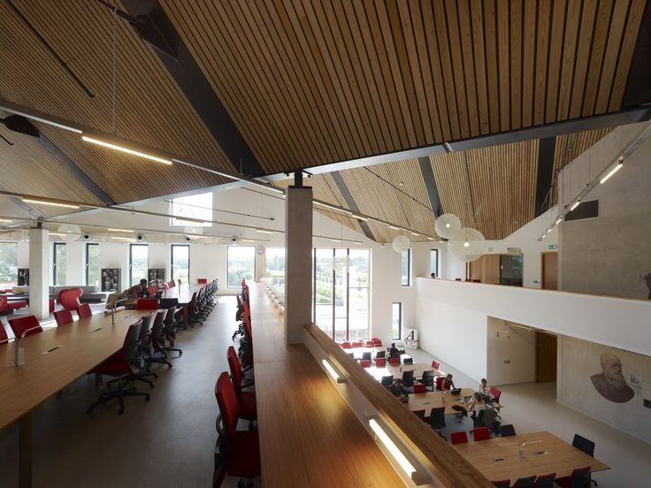 Amsterdam University College Mecanoo