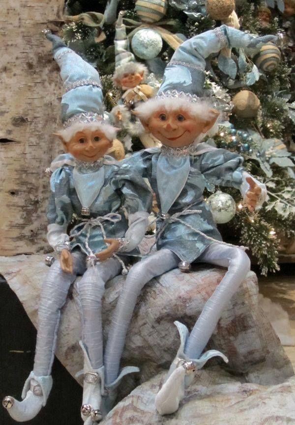 •(★)• Christmas Soft Blues