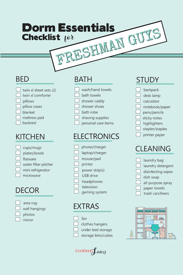 Discover Ocm S College Dorm Room Packing List Print And Share Our Dorm Checklist To Ensure You Do Dorm Checklist Dorm Room Checklist College Packing Checklist