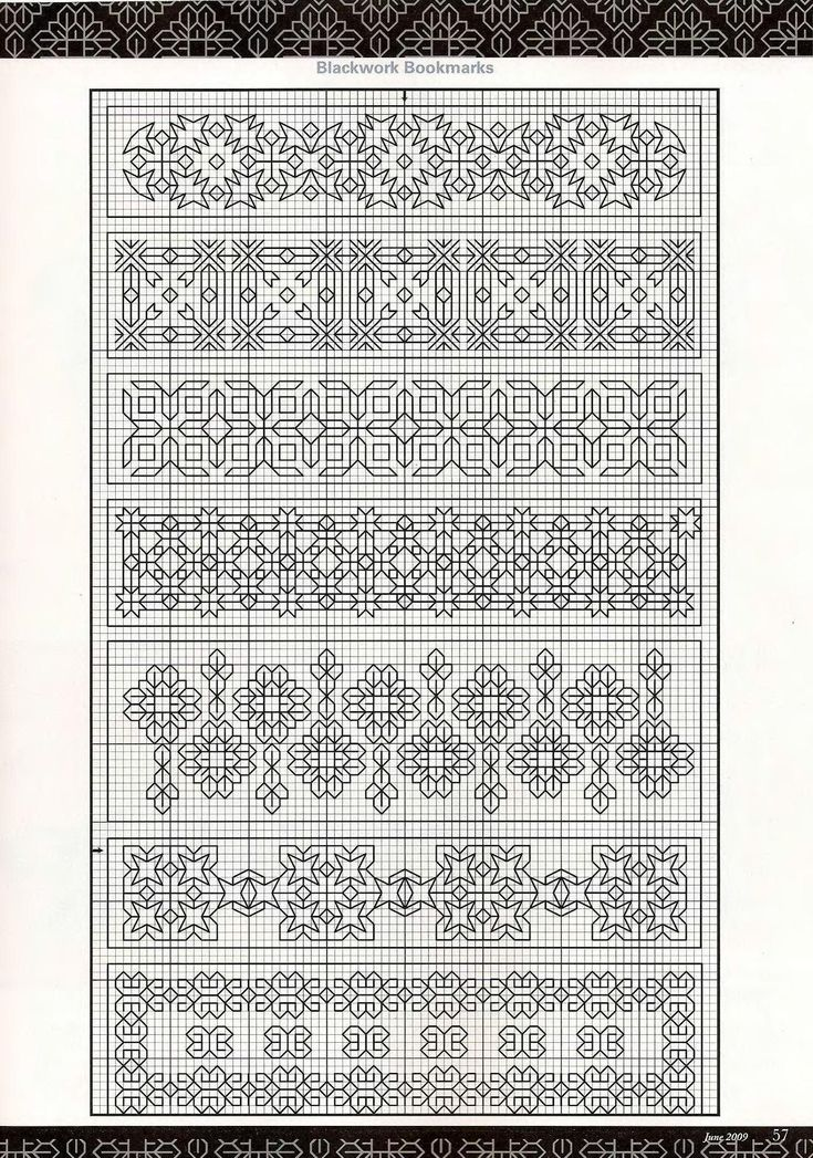 #blackwork #patterns