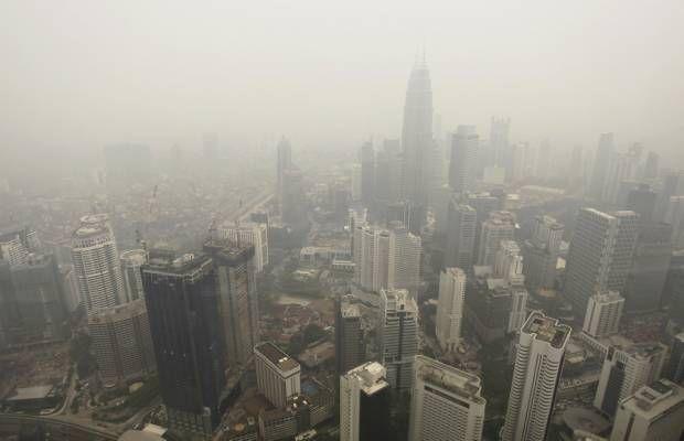 Kabut Asap Malaysia Bukan dari Indonesia. # Kuala Lumpur