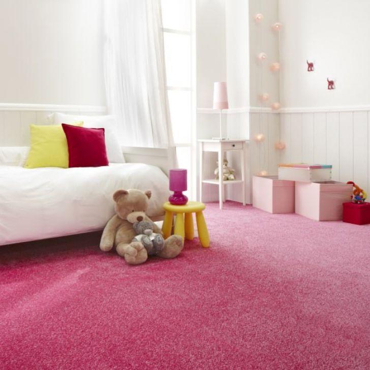Awesome Pink Bedroom Carpet Ideas Pink Girl Bedroom Idea With Pink Carpet Bedroom Carpet Pinkbedroom Pink Bedroom For Girls Textured Carpet Bedroom Carpet