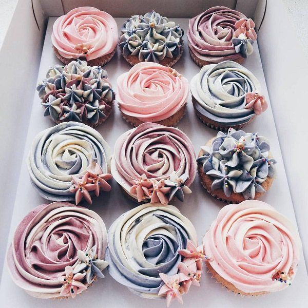 With such a creatively decorated muffins your time with friend or relatives will be even more beautiful and better.