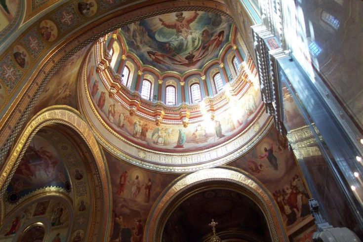 Christ the Savior Cathedral in Moscow, Russia - Pixdaus