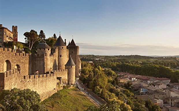 Visit the southern French town in spring to have the setting of the best-selling 'Labyrinth' to yourself, says Olivia Parker.
