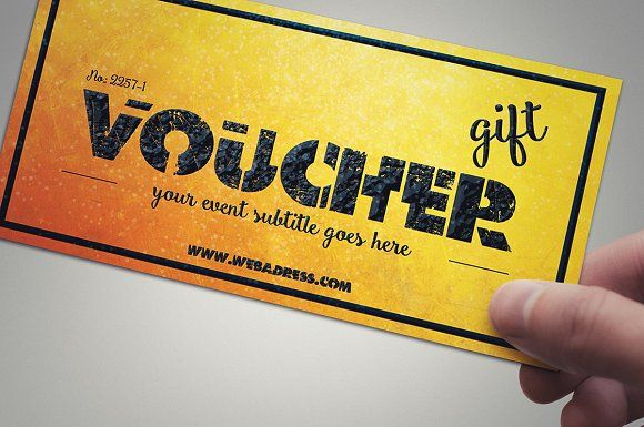 Fresh & Clean GIFT VOUCHER - Cards