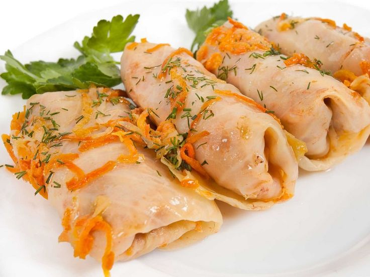 ukrainian cabbage rolls golubtsi