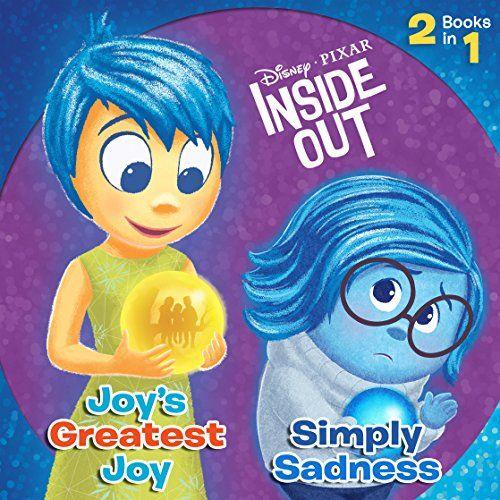 Inside Out: Joy's Greatest Joy/ Simply Sadness (Disney Storybook (eBook)):Amazon:Kindle Store