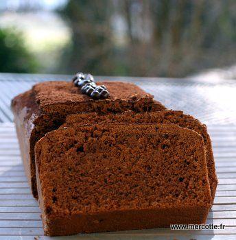» Cake au chocolat moelleux jamais 2 sans 3… Thierry Mulhaupt a encore frappé ! - La cuisine de Mercotte :: Macarons, Verrines, … et chocolat