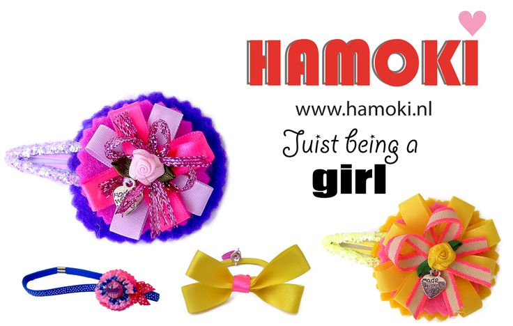 Just being a girl haaraccessoires 2015