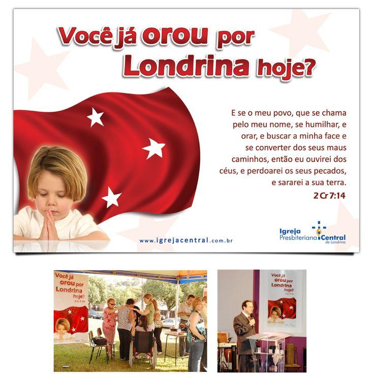 FLYER •• conceito e materiais para campanha    Igreja Presbiteriana Central de Londrina    2009 • Londrina/PR