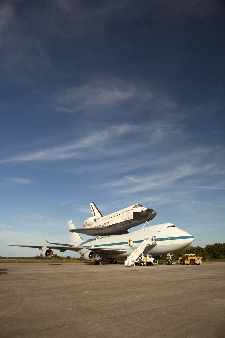 Space shuttle Endeavour - Az Endeavour űrsikló_photo by Nasa