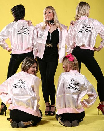 Grease Hen Night Party Theme! Hens Heaven pamper party packages would compliment this perfectly! | Hens Night Ideas | Hens Heaven Australia