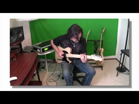 This is my audition tape for Neal Morse band.  More about Neal Morse here: http://www.nealmorse.com/