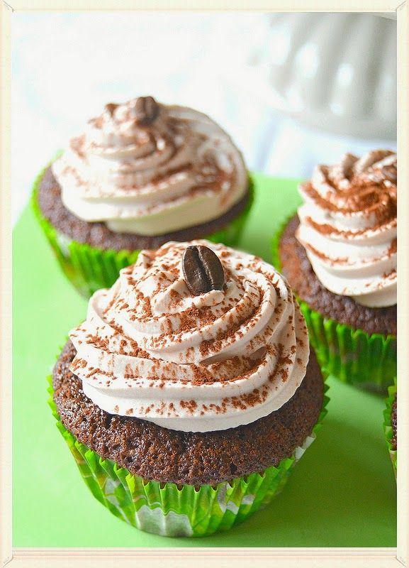 Dolci a go go: Cupcakes cappuccino per la festa del papà!