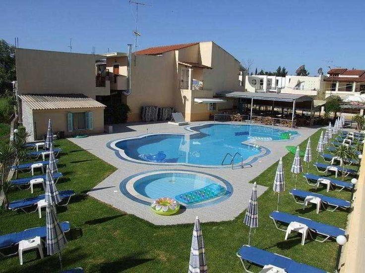 Panorama Apts Cfu apartment, Sidari, Greece.