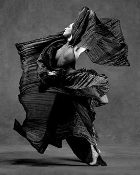 Martha Graham´s company. Dancer: Mariya Dashkina Maddux