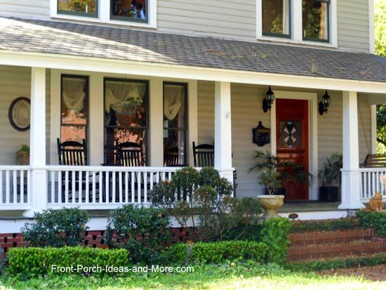 gray porches   Porch Rocking Chairs   Rocking Chair Pictures   Porch Rockers