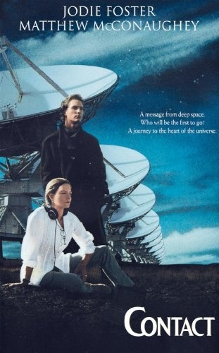 What if we actually made contact with another planet? How would it happen? How would we react?     Based on Carl Sagan's brilliant novel, this equally brilliant movie stars Jodie Foster and Matthew McConaughey in a story that stretches the bounds of science, emotion and our concepts of reality. With more than a few critical nods toward the media and politics, Contact is a winner on all levels.