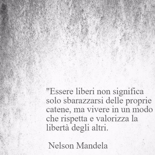 #NelsonMandela #frasi #citazioni #frasiinitaliano #frasi #d'autore #libertà