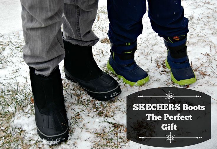 When my boys get Christmas gifts it is not always about their wants. I really like to focus on things they need too. Both my boys know and love theSKECHERS Brand. In all honesty it is all my youngest wears and he just loves them! I was really hoping to be able to hold out on giving the boys their new winter boots from SKECHERS but sadly the weather had other ideas. SKECHERS Boots– The Perfect Gift SKECHERS Revine Boot Big buddy is growing into quite a young man. Of course with all the…