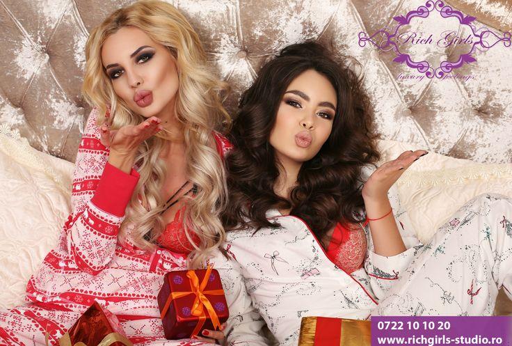 Mai sunt 3 zile pana vine Mos Craciun! La Rich Girls, Mosul a venit mai devreme cu multe cadouri, distractie si voie buna! Voi ce cadouri vreti sa primiti?