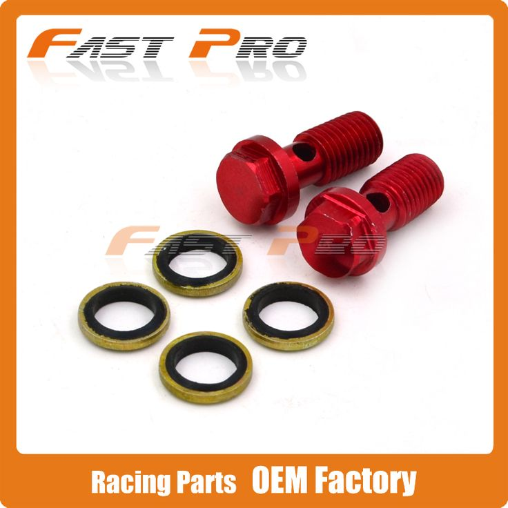 $7.19 (Buy here: https://alitems.com/g/1e8d114494ebda23ff8b16525dc3e8/?i=5&ulp=https%3A%2F%2Fwww.aliexpress.com%2Fitem%2FRed-CNC-Alloy-Brake-Cluth-Radiator-Hose-Bolt-Fitting-Adaptor-M10-x-1-25-Motorcycle-Dirt%2F32427882008.html ) Red CNC Alloy Brake Cluth Radiator Hose Bolt Fitting Adaptor M10 x 1.25 Motorcycle Dirt Pit Bike Free Shipping for just $7.19