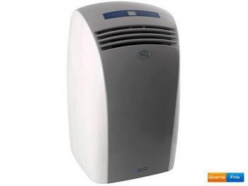 Ar-Condicionado Portátil Olimpia Splendid - 12000 BTUs Quente/Frio Piú com Controle Remoto