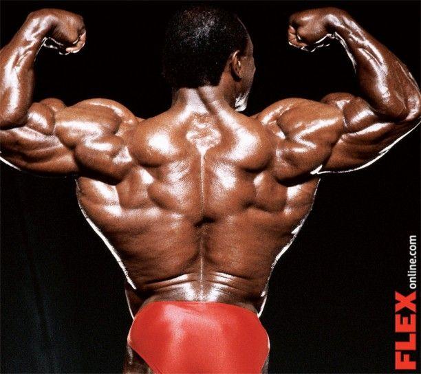 Legendary Backs: Lee Haney | FLEX Online