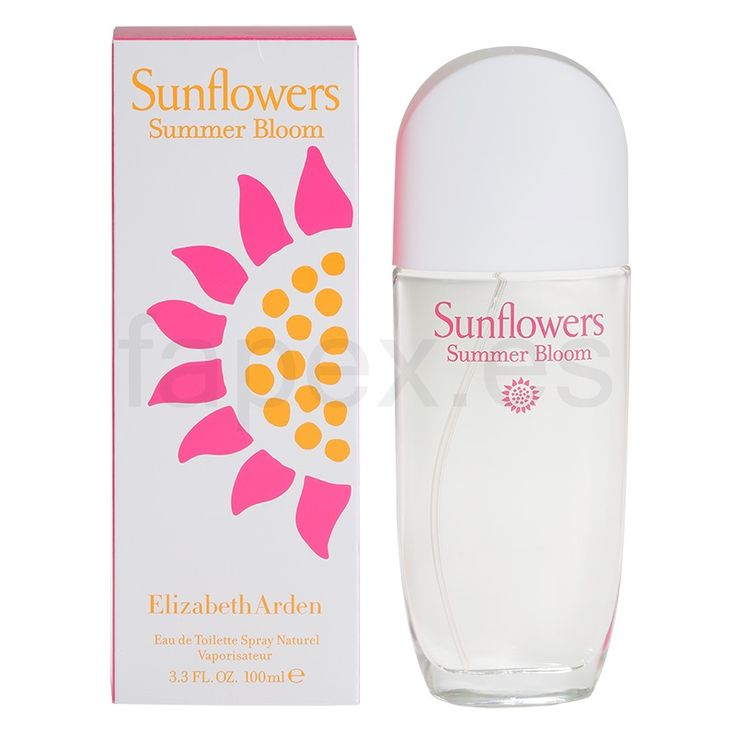Elizabeth Arden Sunflowers Summer Bloom eau de toilette para mujer