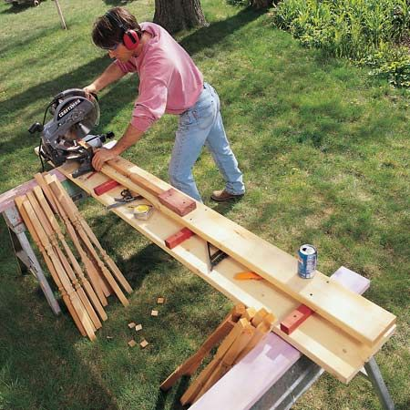 The Best Carpentry Tips and Advice - Article | The Family Handyman