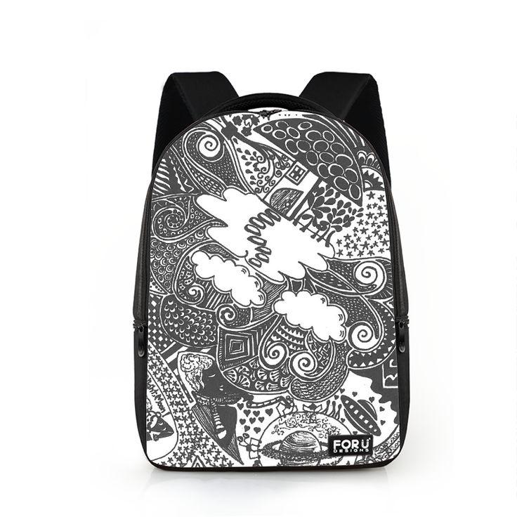 Doodle Story Backpack