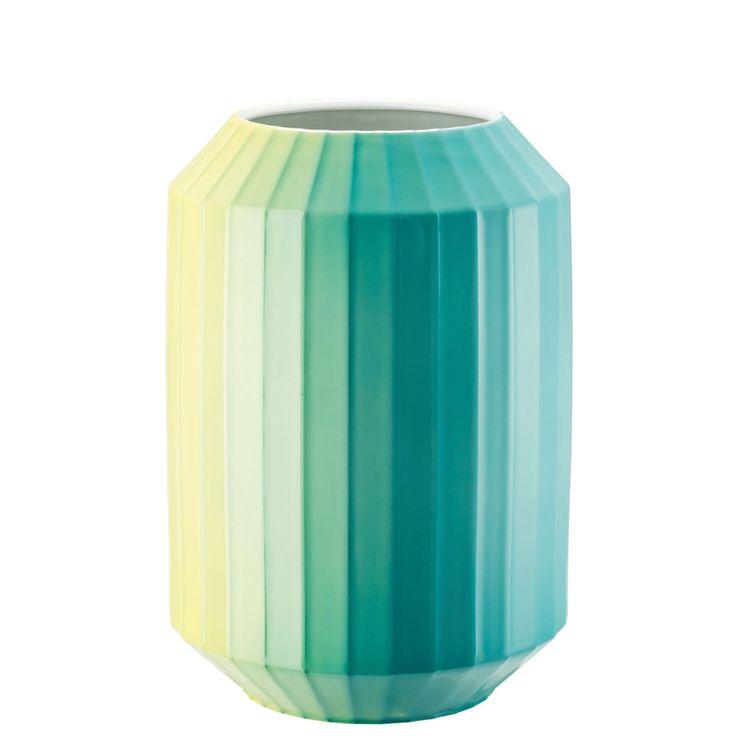 ROSENTHAL Studio-Line Hot Spots Lime Flush Vase 28 cm