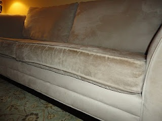 How to Clean Microfiber Furniture; Suppose it would work on car upholstery as well