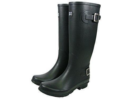 Oferta: 39.95€ Dto: -25%. Comprar Ofertas de Gioseppo TACIANA - Botas de lluvia para mujer, color negro, talla 39 barato. ¡Mira las ofertas!