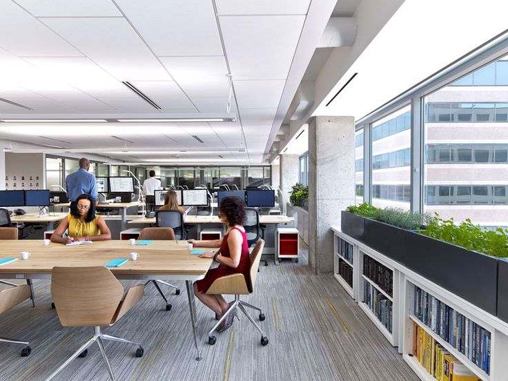 ASID Headquarters Becomes Worlds First Space To Earn LEED And WELL Platinum Certification