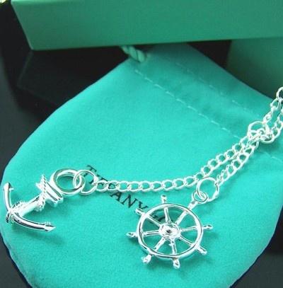 Tiffany and co pendant TFNL333
