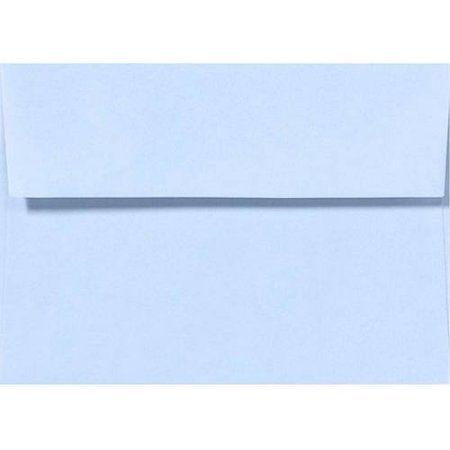 A6 Invitation Envelopes 4 3 4 X 6 1 2 Baby Blue 250 Qty Size 4 75 Inch X 6 5 Inch Invitation Envelopes Invitations Envelope