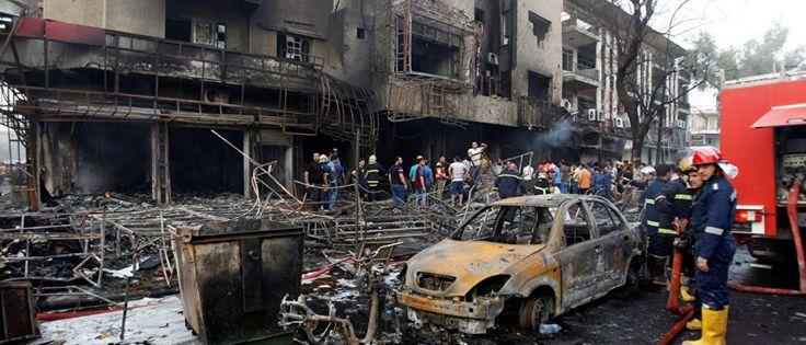 InfoNavWeb                       Informação, Notícias,Videos, Diversão, Games e Tecnologia.  : Duas explosões atingem Bagdá e deixam ao menos 21 ...