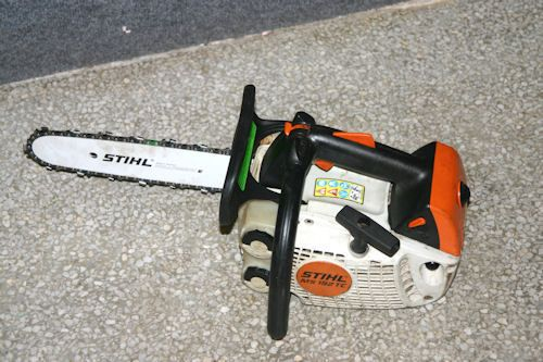 stihl ms 192 t c e chainsaw gardens home and outdoor living. Black Bedroom Furniture Sets. Home Design Ideas