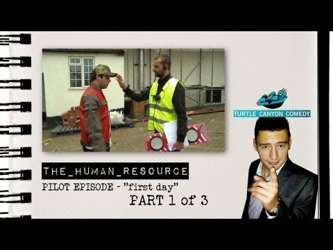 """""""The Human Resource"""" is a three episode web series from our friends across the pond, Turtle Canyon Comedy. The show is based on the creators (Stuart Laws &  Al Clayton) own history in running a corporate video company and some of the more extreme experiences they've had."""