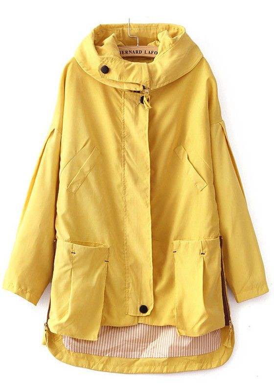 Yellow Rain Trench